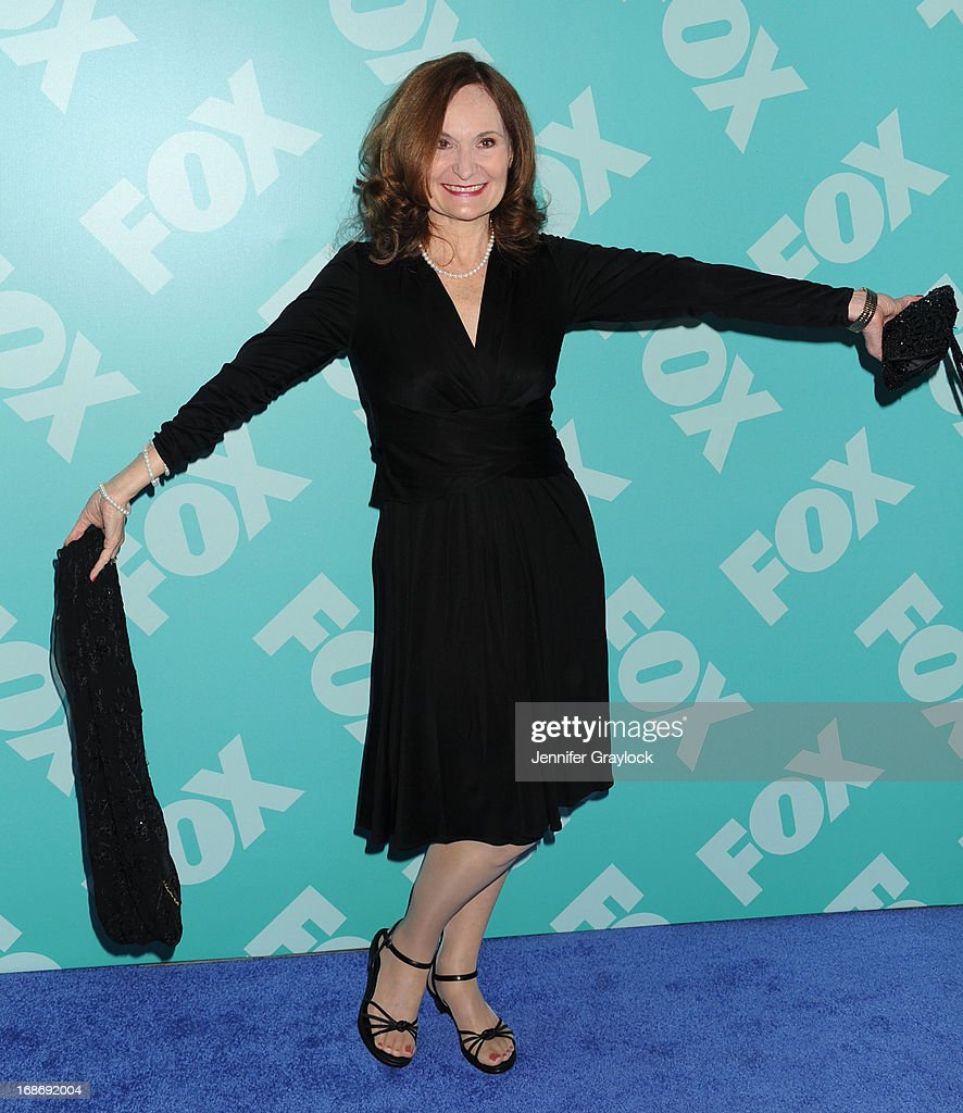 Actress Beth Grant attends the FOX 2103 Programming Presentation Post-Party at Wollman Rink in Central Park on May 13, 2013 in New York City.