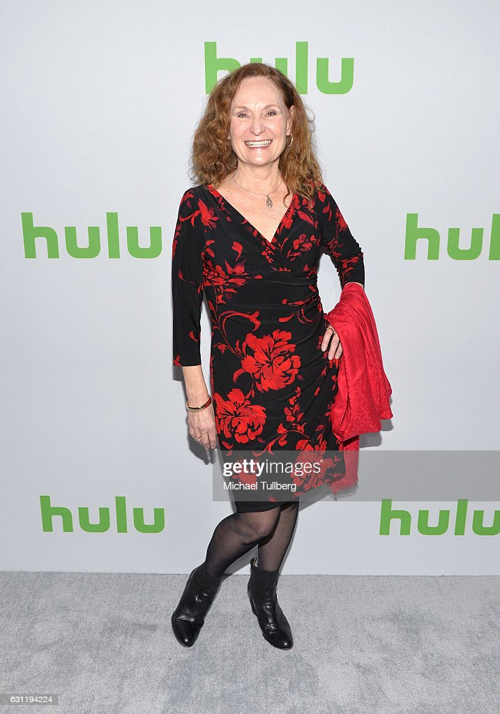 Actress Beth Grant attends the Hulu TCA Winter Press Tour Day at Langham Hotel on January 7, 2017 in Pasadena, California.