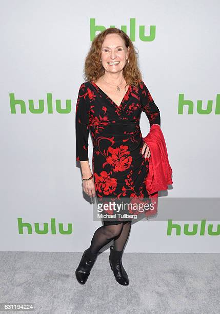 Actress Beth Grant attends the Hulu TCA Winter Press Tour Day at Langham Hotel on January 7 2017 in Pasadena California