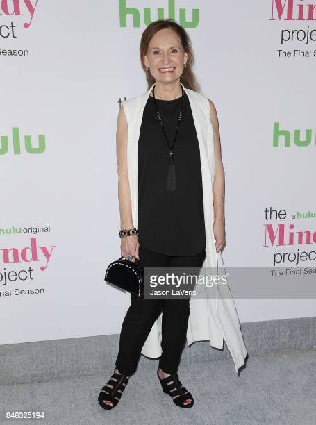 Actress Beth Grant attends 'The Mindy Project' final season premiere party at The London West Hollywood on September 12 2017 in West Hollywood...