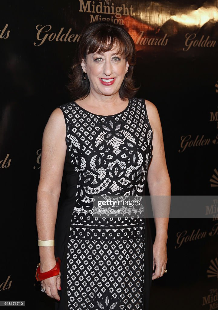 Actress Beth Hall attends the Midnight Mission's Golden Heart Awards Gala at the Beverly Wilshire Four Seasons Hotel on October 6, 2016 in Beverly Hills, California.