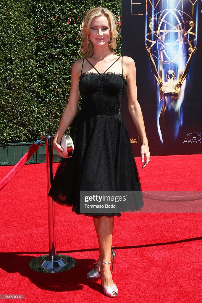 Actress Beth Littleford attends the 2014 Creative Arts Emmy Awards held at the Nokia Theatre LA Live on August 16 2014 in Los Angeles California