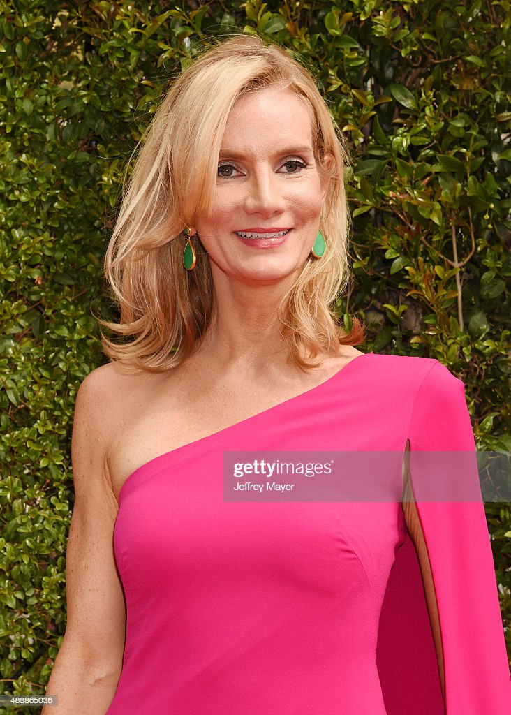 Actress Beth Littleford attends the 2015 Creative Arts Emmy Awards at Microsoft Theater on September 12 2015 in Los Angeles California