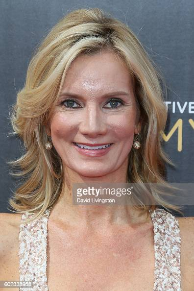 Actress Beth Littleford attends the 2016 Creative Arts Emmy Awards Day 1 at the Microsoft Theater on September 10 2016 in Los Angeles California