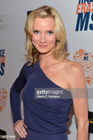 Actress Beth Littleford attends the 21st annual Race to Erase MS at the Hyatt Regency Century Plaza on May 2 2014 in Century City California