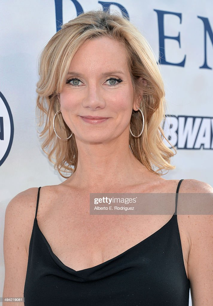 Actress Beth Littleford attends the World Premiere of Disney's 'Maleficent' starring Angelina Jolie at the El Capitan Theatre on May 28 2014 in...