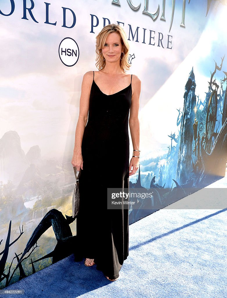 Actress Beth Littleford attends the World Premiere of Disney's 'Maleficent' at the El Capitan Theatre on May 28, 2014 in Hollywood, California.