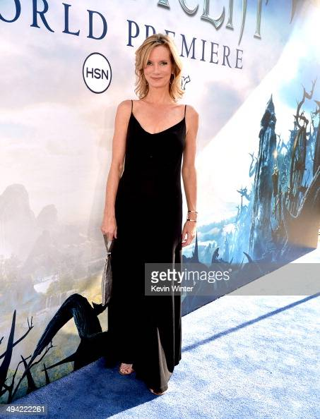Actress Beth Littleford attends the World Premiere of Disney's 'Maleficent' at the El Capitan Theatre on May 28 2014 in Hollywood California