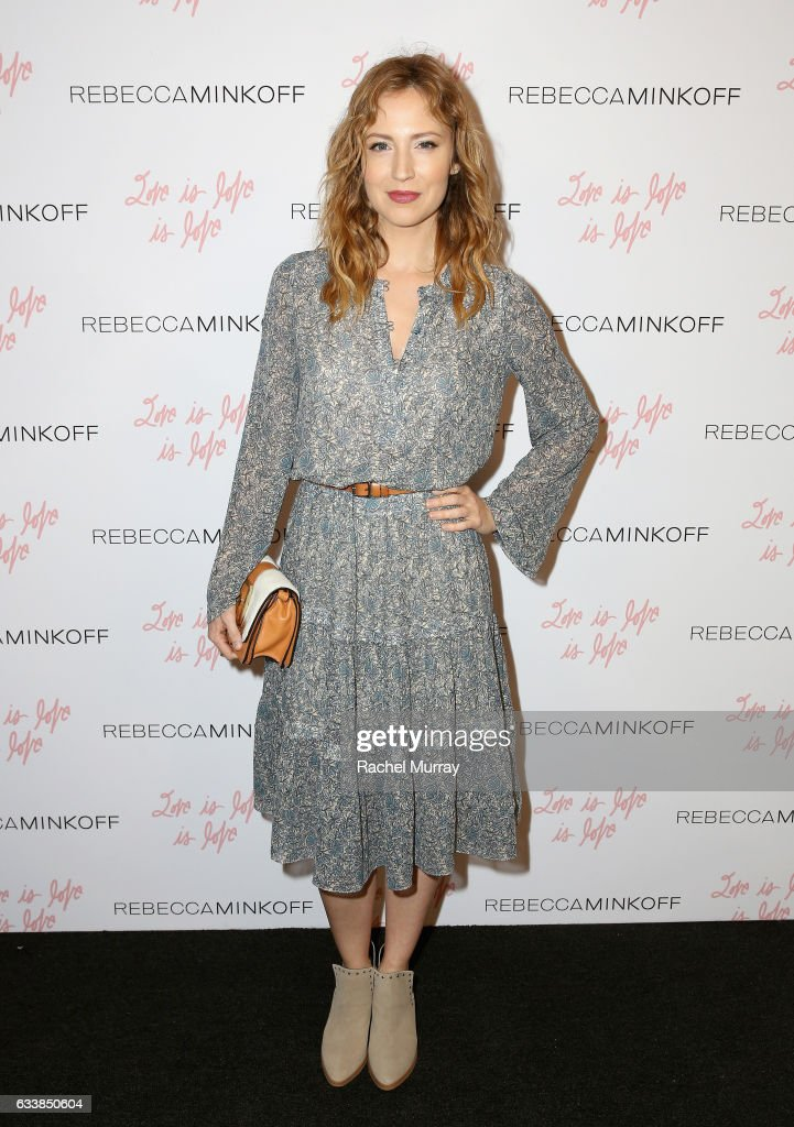 """Rebecca Minkoff's """"See Now, Buy Now"""" Fashion Show in LA"""