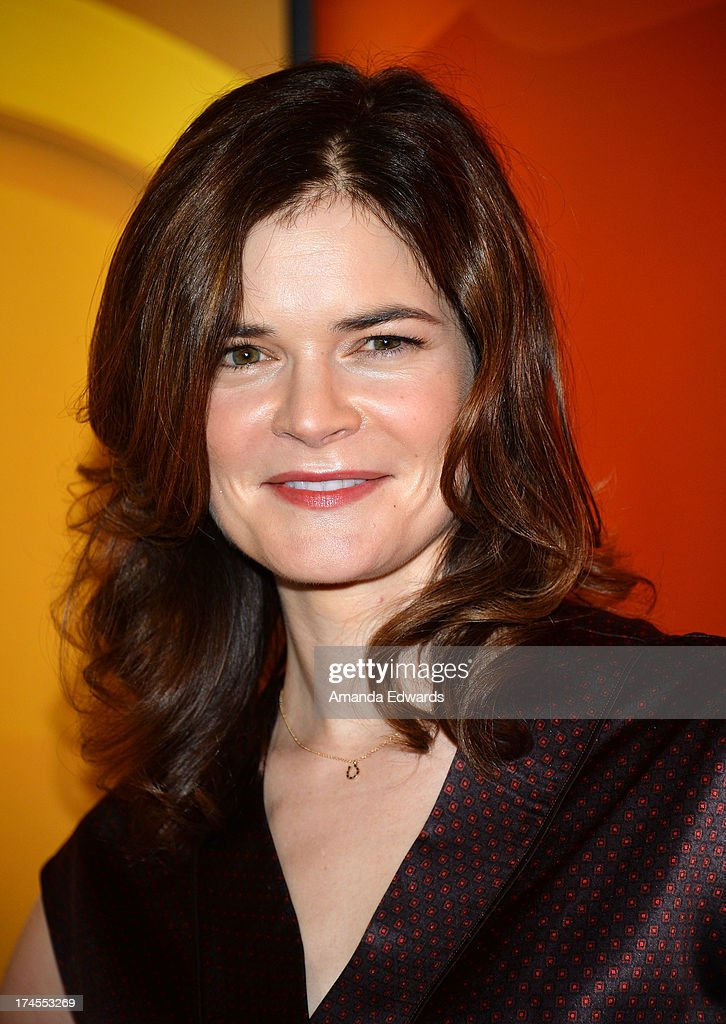 Actress Betsy Brandt arrives at the 2013 Television Critics Association's Summer Press Tour - NBC Party at The Beverly Hilton Hotel on July 27, 2013 in Beverly Hills, California.