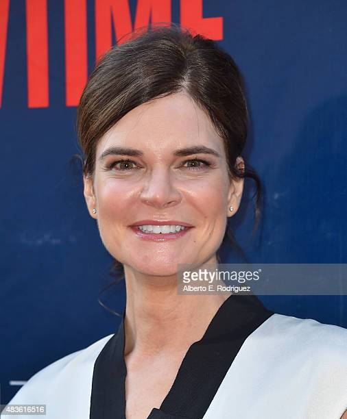 Actress Betsy Brandt attends CBS' 2015 Summer TCA party at the Pacific Design Center on August 10 2015 in West Hollywood California