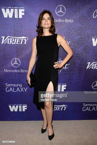 Actress Betsy Brandt attends Variety and Women in Film Emmy Nominee Celebration powered by Samsung Galaxy on August 23 2014 in West Hollywood...