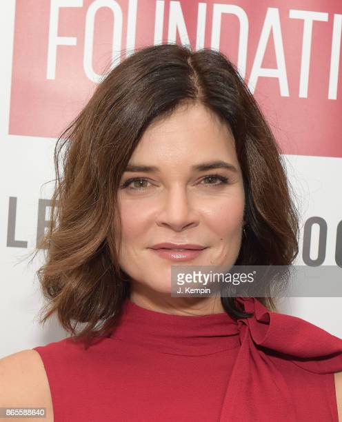 Actress Betsy Brandt visits the SAGAFTRA Foundation Robin Williams Center on October 23 2017 in New York City
