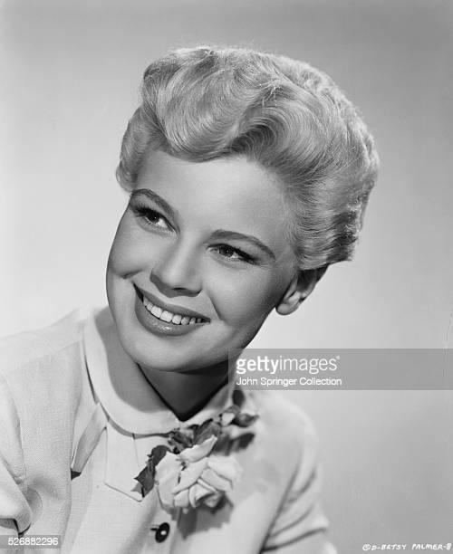 Actress Betsy Palmer