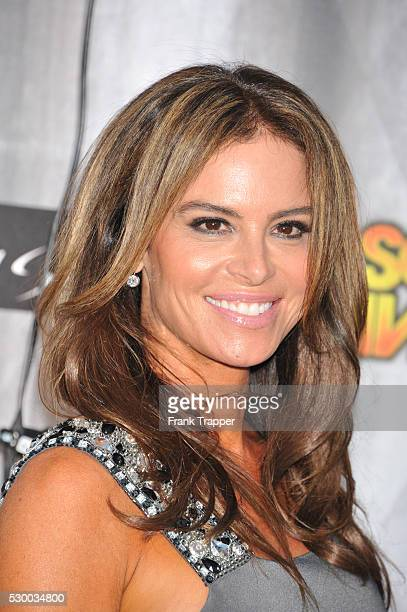 Actress Betsy Russell arrives at Spike TV's 'SCREAM 2011' awards held at Universal Studios