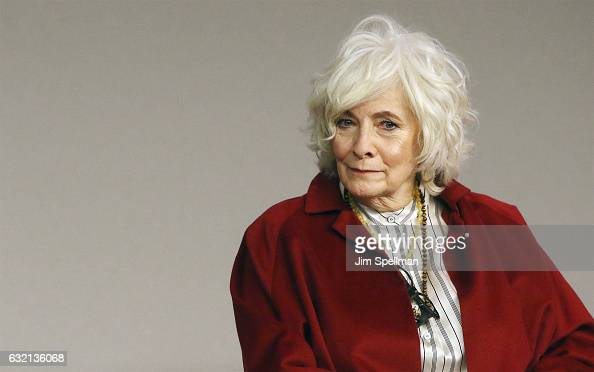Actress Betty Buckley attends Meet the Actor to discuss 'Split' at Apple Store Soho on January 19 2017 in New York City