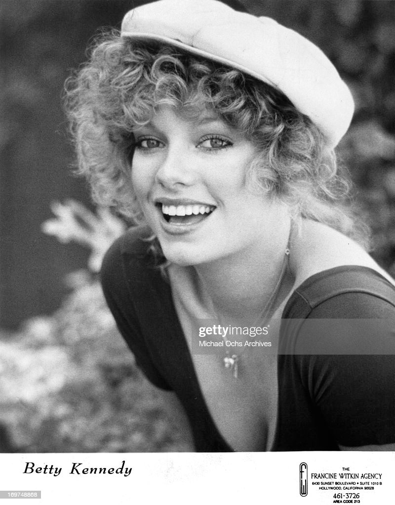 betty kennedy actress