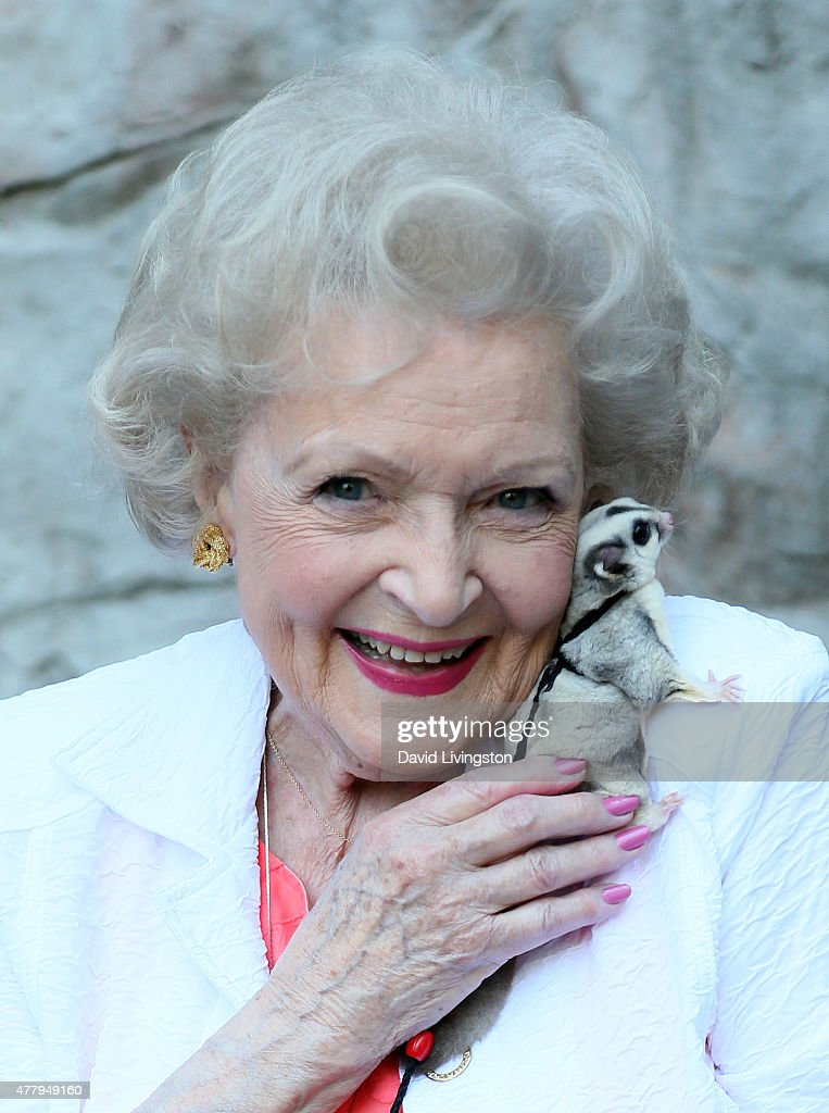 Betty White | Getty Images