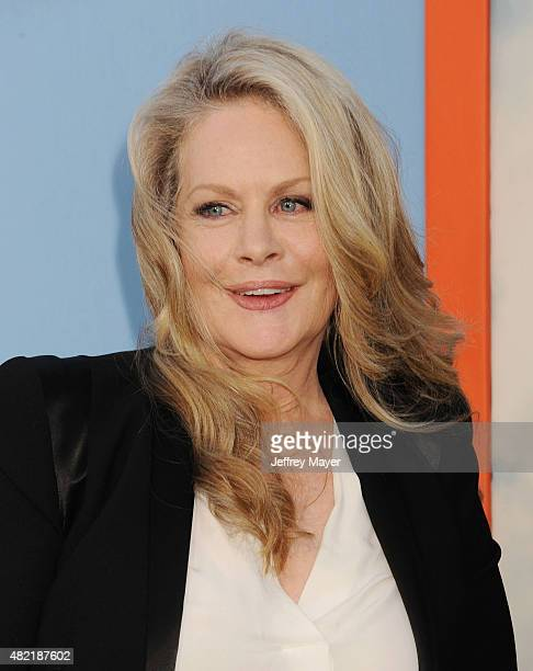 Actress Beverly D'Angelo arrives at the Premiere Of Warner Bros 'Vacation' at Regency Village Theatre on July 27 2015 in Westwood California