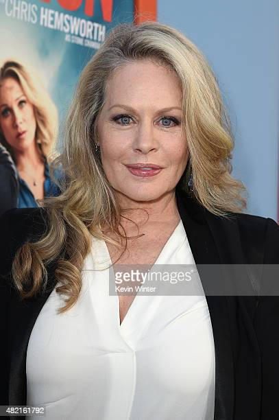 Actress Beverly D'Angelo attends the premiere of Warner Bros Pictures 'Vacation' at Regency Village Theatre on July 27 2015 in Westwood California