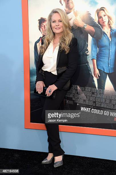 Actress Beverly D'Angelo attends the premiere of Warner Bros 'Vacation' at Regency Village Theatre on July 27 2015 in Westwood California