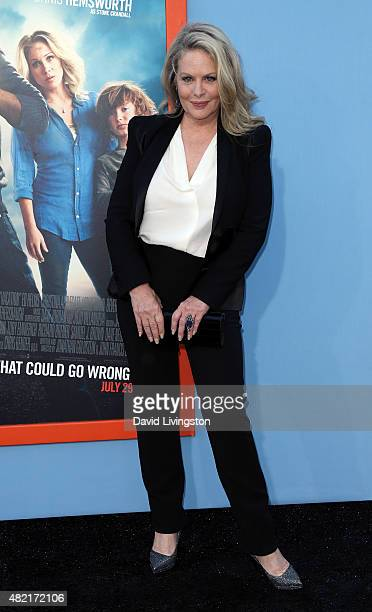 Actress Beverly D'Angelo attends the premiere of Warner Bros 'Vacation' at the Regency Village Theatre on July 27 2015 in Westwood California