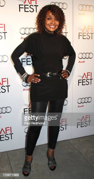 Actress Beverly Todd arrives at AFI Fest 2010 Screening Of 'I Will Follow' at the Egyptian Theatre on November 5 2010 in Hollywood California