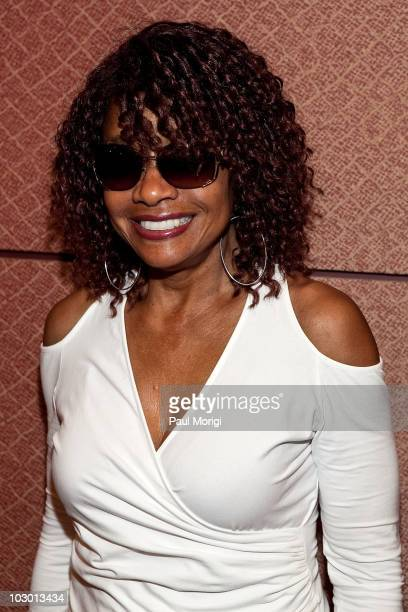 Actress Beverly Todd attends at the 5th annual Children Uniting Nations press conference at the US Capitol Visitor Center on July 21 2010 in...
