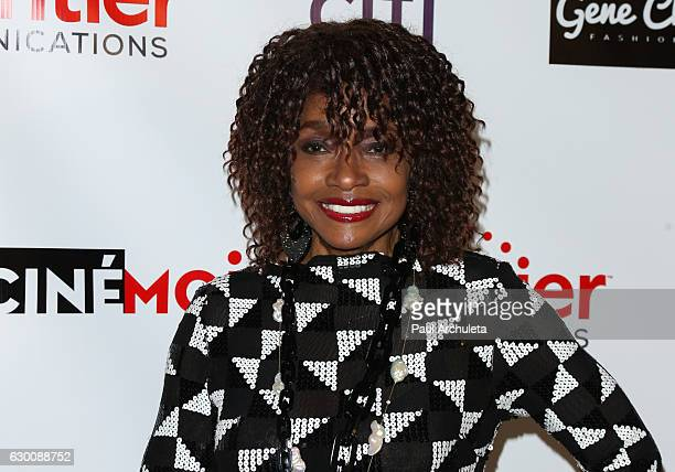 Actress Beverly Todd attends the 3rd annual Cinefashion Film Awards at Saban Theatre on December 15 2016 in Beverly Hills California