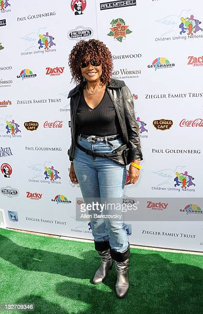 Actress Beverly Todd attends the Children Uniting Nations' 13th annual Day Of The Child at Star Eco Station on November 13 2011 in Los Angeles...