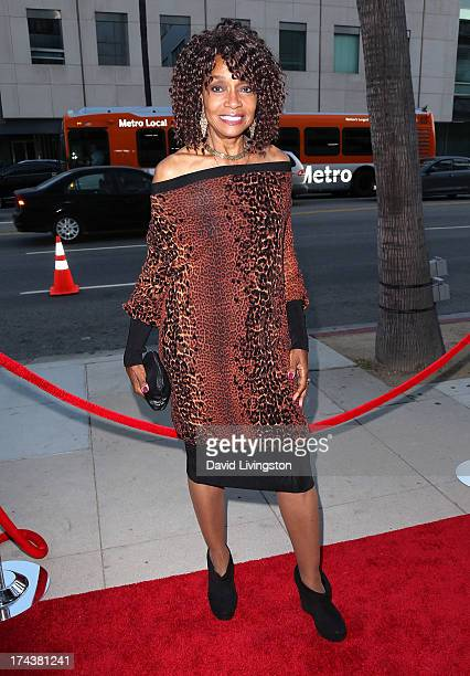 Actress Beverly Todd attends the premiere of 'Blue Jasmine' hosted by the AFI Sony Picture Classics at the AMPAS Samuel Goldwyn Theater on July 24...