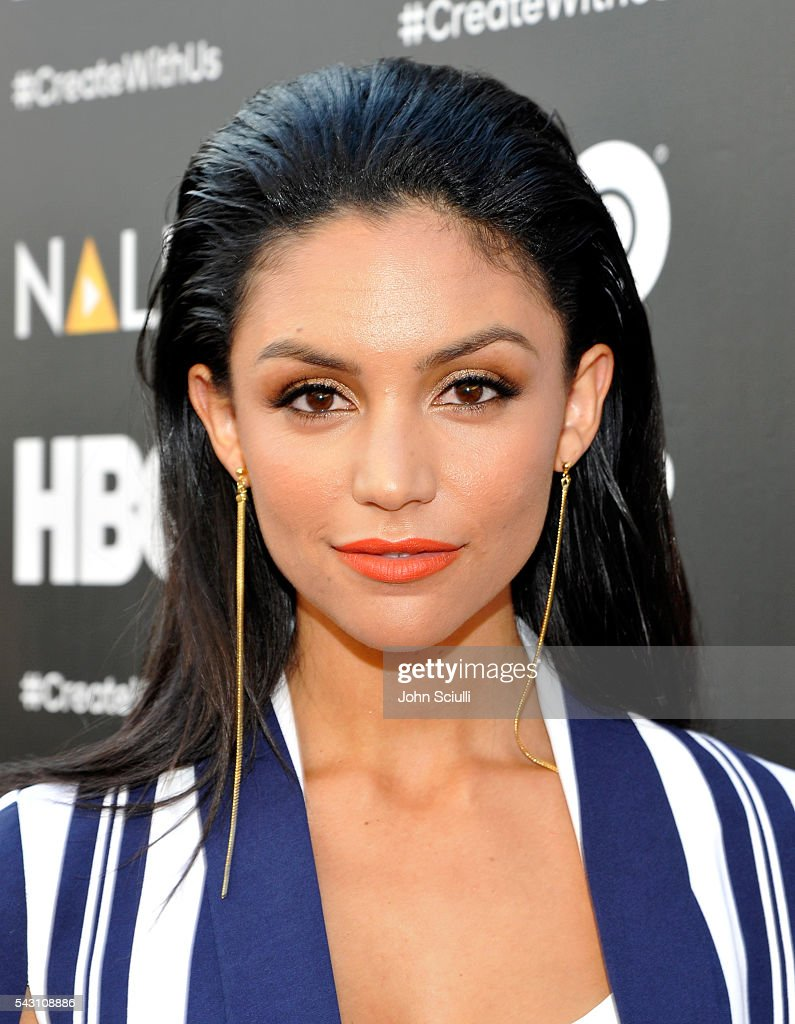 Actress Bianca A. Santos attends the NALIP 2016 Latino Media Awards at Dolby Theatre on June 25, 2016 in Hollywood, California.