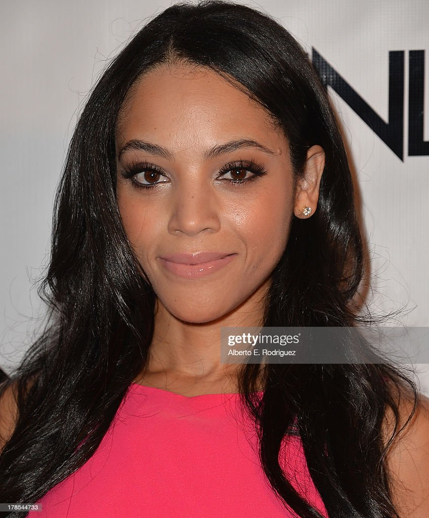 Actress <a gi-track='captionPersonalityLinkClicked' href=/galleries/search?phrase=Bianca+Lawson&family=editorial&specificpeople=3141410 ng-click='$event.stopPropagation()'>Bianca Lawson</a> arrives to Genlux Magazine's Issue Release party featuring Erika Christensen at The Sofitel Hotel on August 29, 2013 in Los Angeles, California.