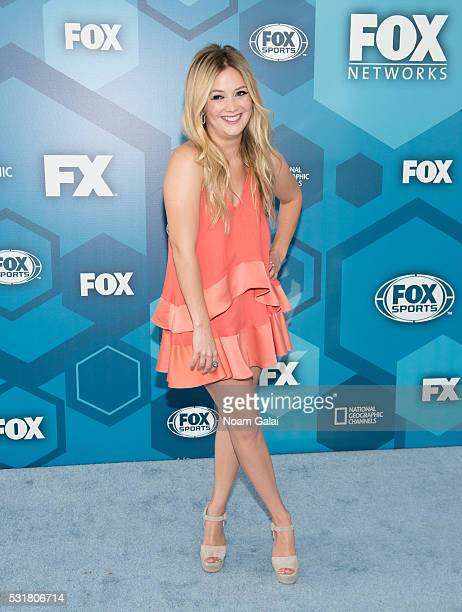 Actress Billie Catherine Lourd attends the 2016 Fox Upfront at Wollman Rink Central Park on May 16 2016 in New York City