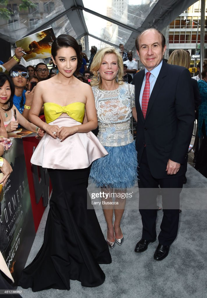 """New York Premiere Of """"Transformers: Age Of Extinction"""""""