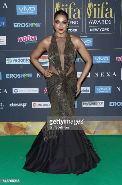 Actress Bipasha Basu attends the 2017 International Indian Film Academy Festival at MetLife Stadium on July 14 2017 in East Rutherford New Jersey