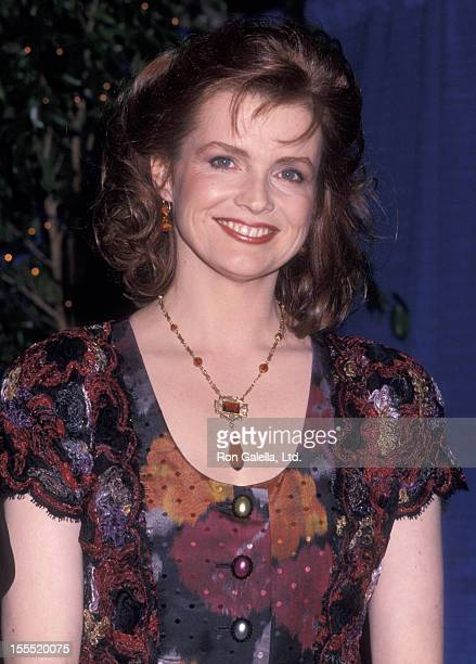 Actress Blair Brown attends 38th Annual ACE Awards on January 15 1988 at the Wiltern Theater in Los Angeles California