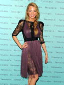 Actress Blake Lively attends the Spring 2011 Eyewear collection at Tiffany Co on September 30 2010 in New York City