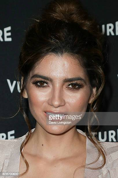Actress Blanca Blanco arrives at the Vulture Awards Season Party at the Sunset Tower Hotel on December 8 2016 in West Hollywood California