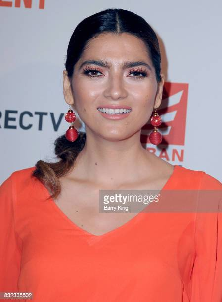 Actress Blanca Blanco attends screening of Saban Films and DIRECTV's' 'Shot Caller' at The Theatre at Ace Hotel on August 15 2017 in Los Angeles...