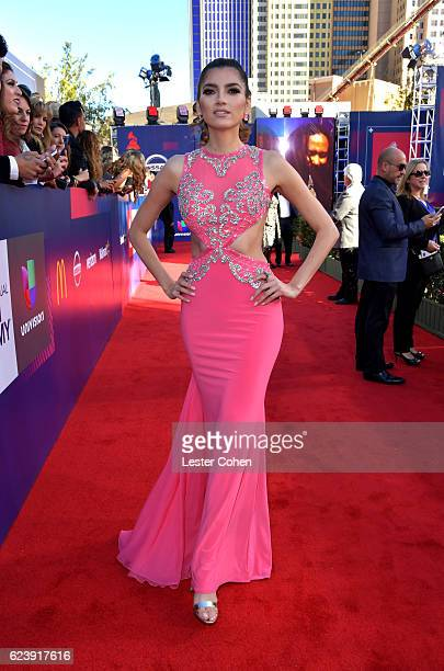 Actress Blanca Blanco attends The 17th Annual Latin Grammy Awards at TMobile Arena on November 17 2016 in Las Vegas Nevada