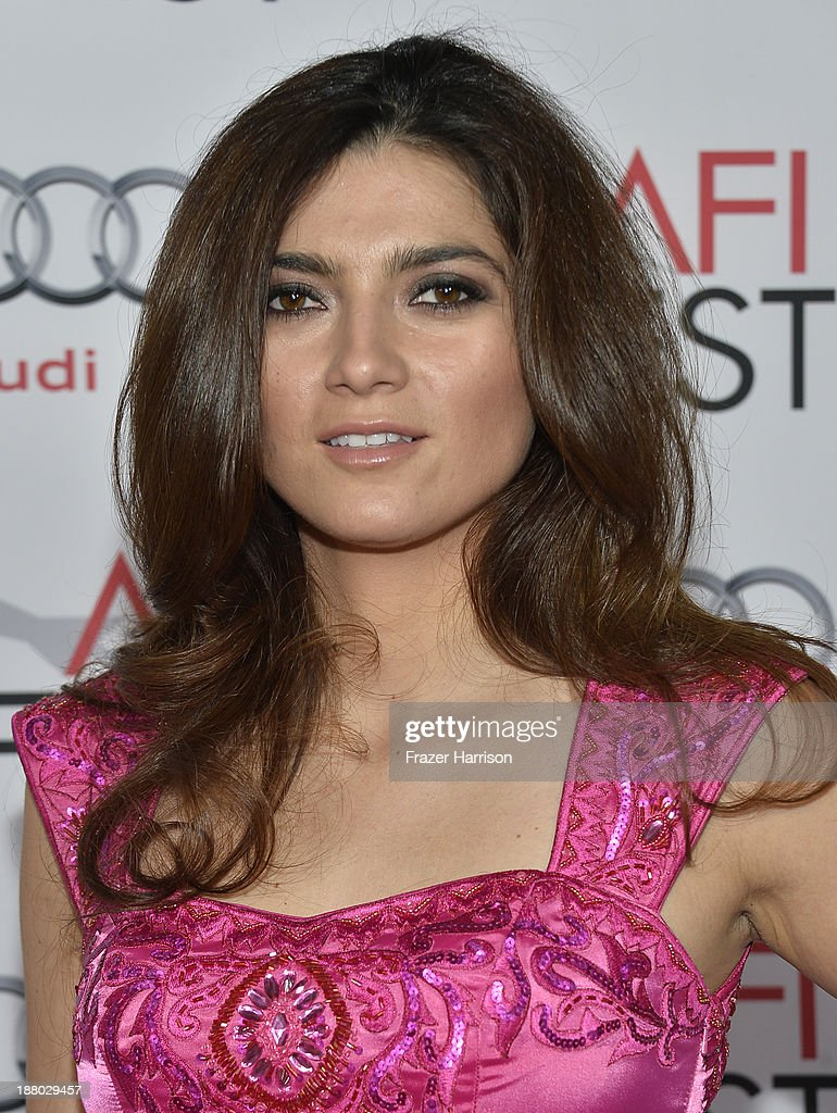 Actress Blanca Blanco attends the AFI FEST 2013 presented by Audi closing night gala screening of 'Inside Llewyn Davis' at TCL Chinese Theatre on November 14, 2013 in Hollywood, California.