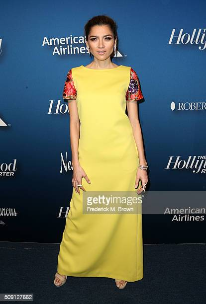 Actress Blanca Blanco attends The Hollywood Reporter's 4th Annual Nominees Night at Spago on February 8 2016 in Beverly Hills California