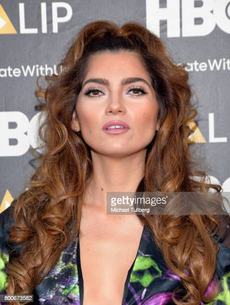 Actress Blanca Blanco attends the NALIP 2017 Latino Media Awards at The Ray Dolby Ballroom at Hollywood Highland Center on June 24 2017 in Hollywood...