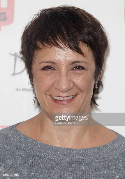 Actress Blanca Portillo attends MIM awards photocall at ME hotel on December 1 2014 in Madrid Spain