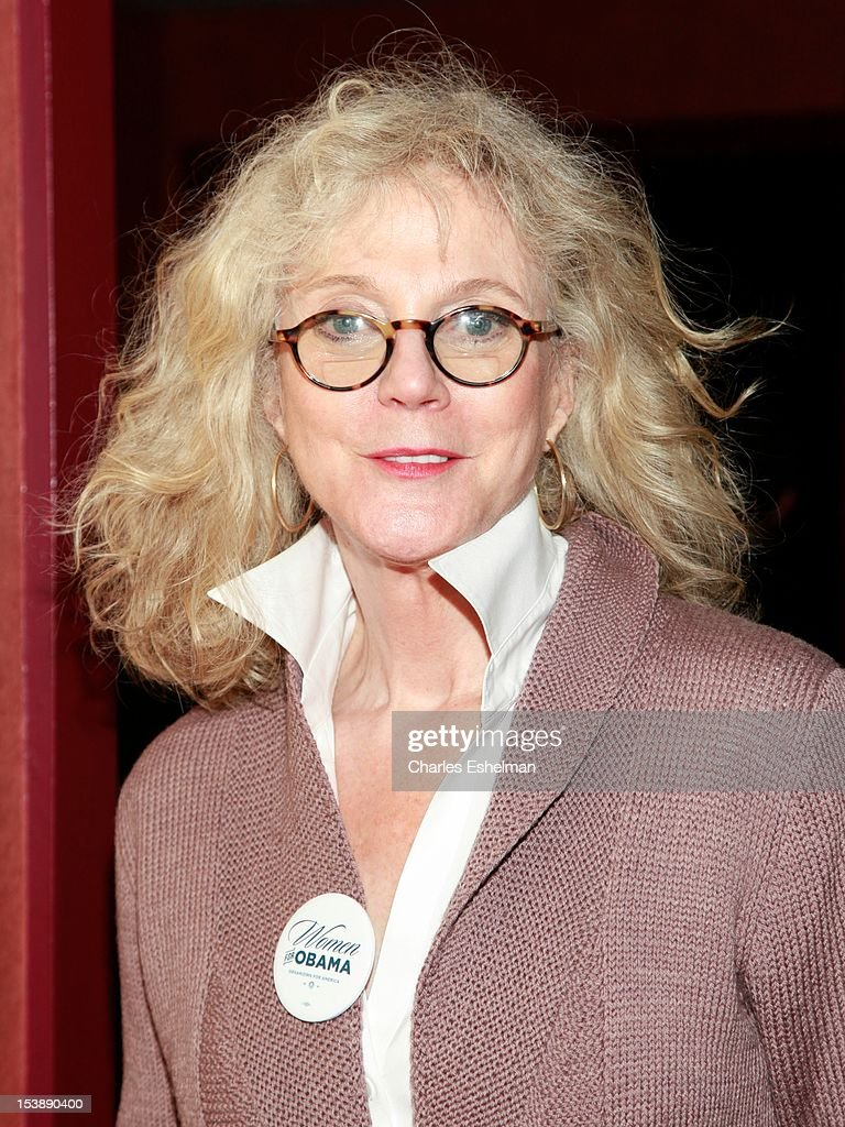 Actress Blythe Danner attends The Cinema Society with Hugo Boss and Appleton Estate screening of 'Seven Psychopaths' at Clearview Chelsea Cinemas on October 10, 2012 in New York City.