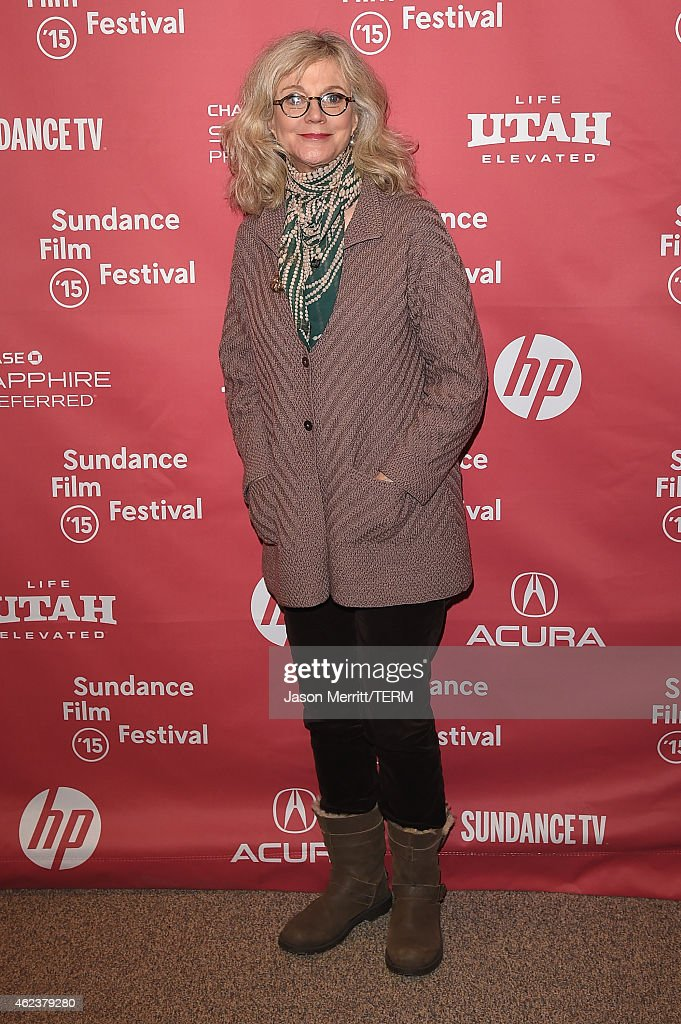 """I'll See You In My Dreams"" - Arrivals - Premiere - 2015 Sundance Film Festival"