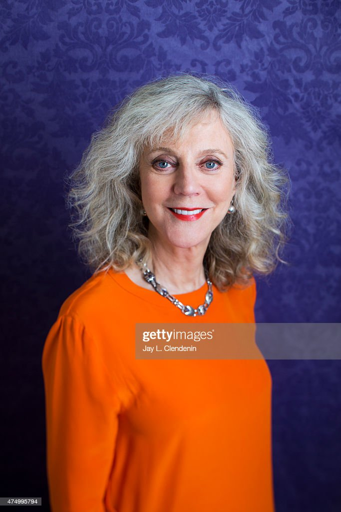 Blythe Danner Los Angele Times May 20 2015 Getty Images