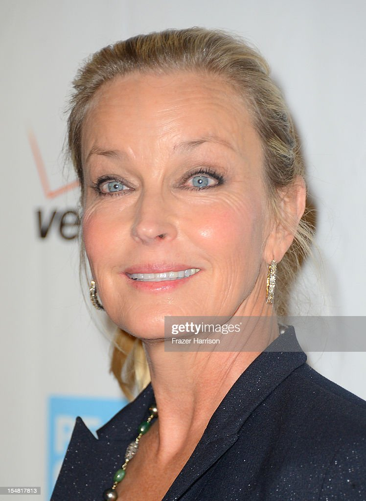 Actress Bo Derek arrives at the 41st Annual Peace Over Violence Humanitarian Awards held at Beverly Hills Hotel on October 26, 2012 in Beverly Hills, California.
