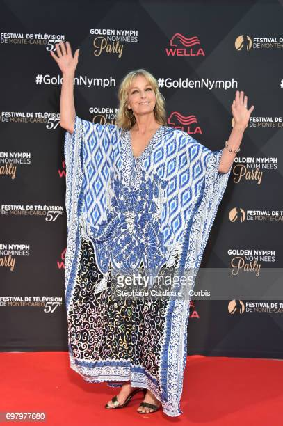 Actress Bo Derek attends the Golden Nymph Nominees Party at the MonteCarlo Bay Hotel on June 19 2017 in MonteCarlo Monaco